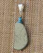 Pendentif Pyrite et Argent