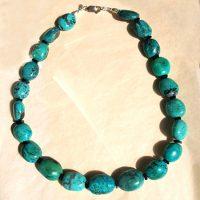 Collier Turquoise et Argent