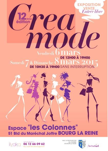 Salon CréaMode - Bourg-La-Reine