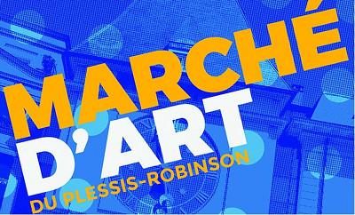 Marché d'art - Plessis Robinson (92350)