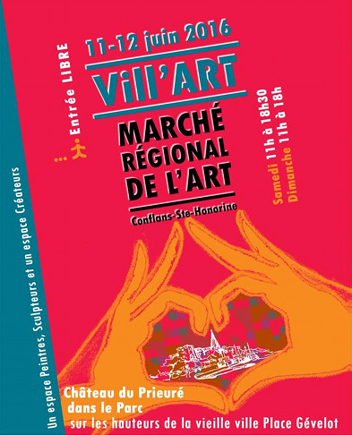 Vill'Art Marché d'art - Conflans Ste Honorine (78)