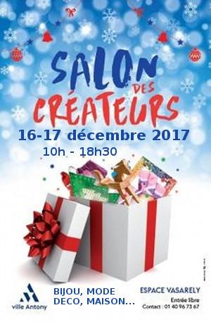 Salon des Créateurs - Antony 2017