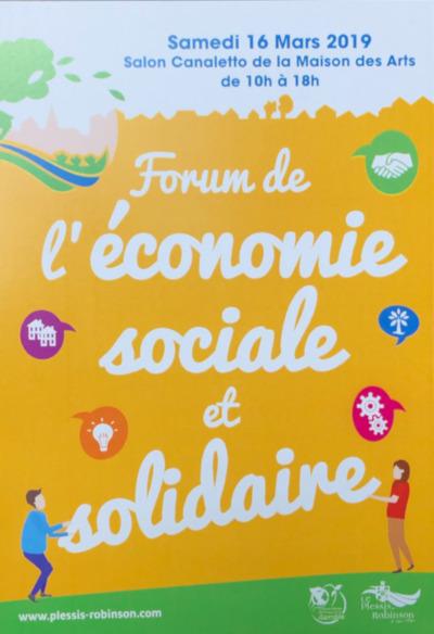 Exposition Bijoux Stratagemme au Forum de l'Economie Sociale et Solidaire