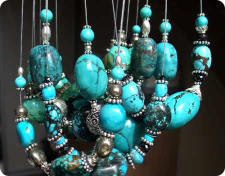 Atelier Perles Turquoise - colliers
