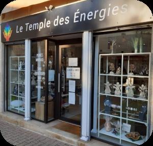 Boutique - Le Temple des Energies