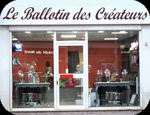 Ballotin des Créateurs - Boutique Montrouge (92)