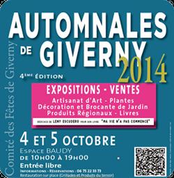 Automnale de Giverny