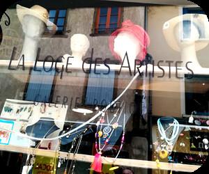 Boutique qui distribue les Bijoux Stratagemme - La Loge des Artistes